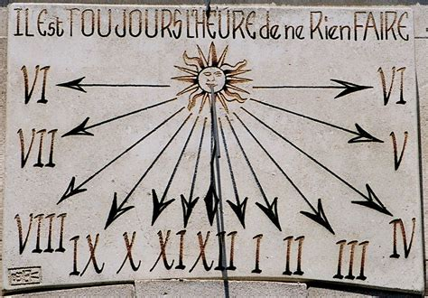 le de table solaire 1134 horloge solaire