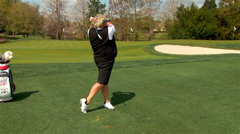 laura davies golf swing laura davies full swing consistency tip golf channel