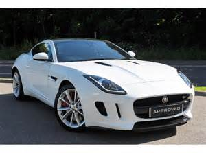 Jaguar Two Door Coupe Classic Jaguar F Type Coupe 2 Door 3 0 V6 S 380ps For Sale