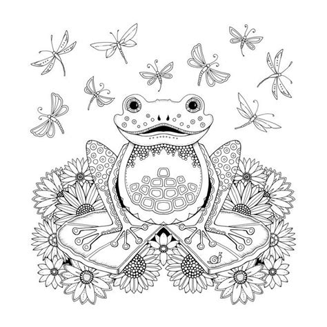 christmas frog coloring page frog coloring pages for christmas christmas coloring pages