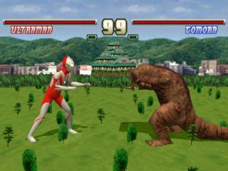 emuparadise ultraman fighting evolution ultraman fighting evolution screenshots sony