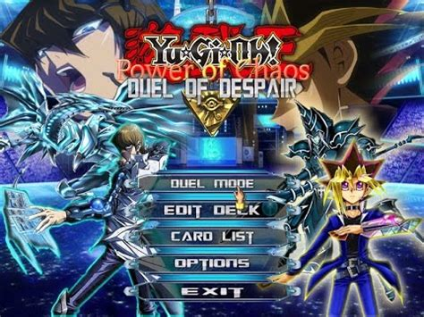 download game mod yu gi oh yu gi oh power of chaos the ancient duel kaiba vs