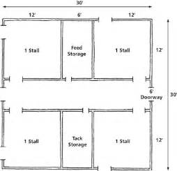 Floor Plans For Barns Barn Floor Plans Barn Plans Vip
