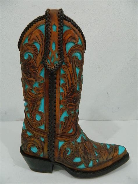 Handmade Boot - custom leather cowboy boots boot ri