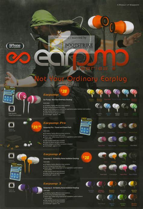 Headset Sonic Gear Hs Loop Ii X Warna Stok the headphones gallery sonicgear earpump series earplug