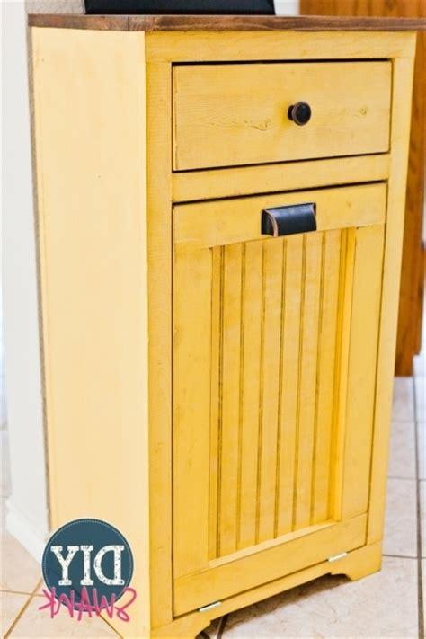 tilt out storage cabinet tilt out trash bin storage cabinet storage designs