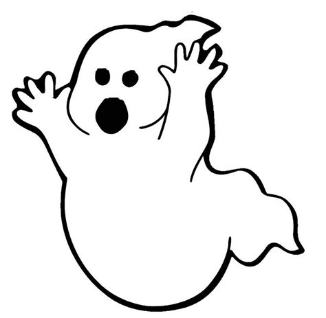 printable coloring pages ghost big ghost coloring page coloring book
