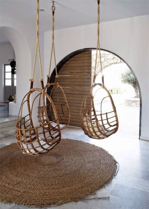 hanging sofa swing hotel san giorgio mykonos chairs pinterest mykonos