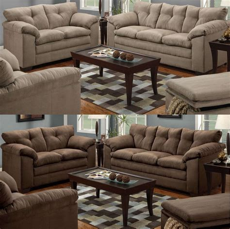 microfiber couches for sale sofa loveseat 2 piece living room set microfiber sofa