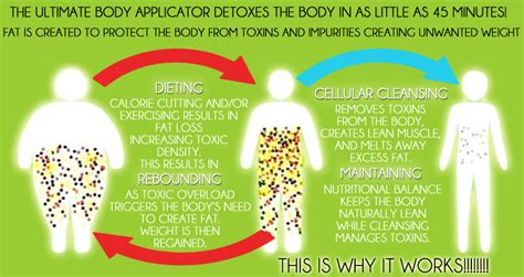 Cell Detox Wraps by It Works Operation Fit