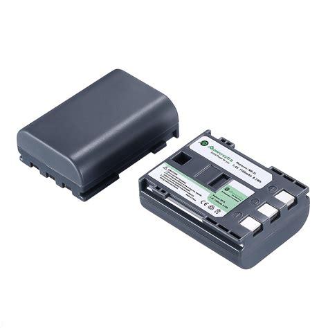 Baterai Canon Nb 2l 1 nb 2lh nb 2l battery charger for canon rebel xt xti eos 350d powershot s30 g9 ebay