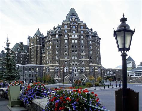 more scrambles in the canadian rockies 3rd edition books banff springs hotel in the canadian rocky mountains