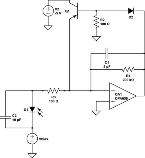 how do resistors affect circuits op why does this resistor affect this transimpedance circuit in this way electrical