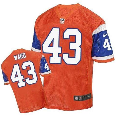authentic alternate blue paul posluszny 51 jersey pretty p 368 denver broncos 43 ward white elite jersey