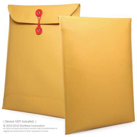 Manila Envelope Laptop Sleeve For Macbook Air by Manila Macbook Air 11 Quot 2010 Leather Envelope Synthetic