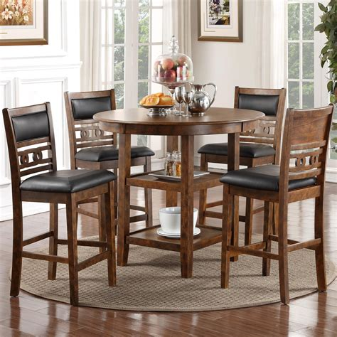 counter height dining tables and chairs new classic counter height dining table and chair set