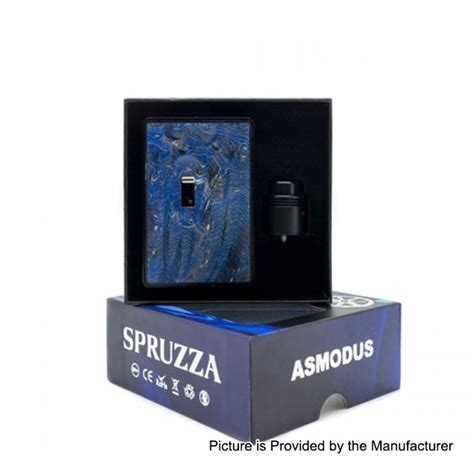 Authentic Asmodus Squonk Mod authentic asmodus spruzza 80w blue tc vw squonk mod fonte rda kit