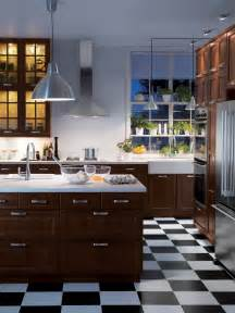 black and white kitchen floor ideas black and white kitchen floors for classic kitchen