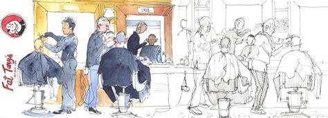sketchbook quartet sketching moving a barbershop quartet
