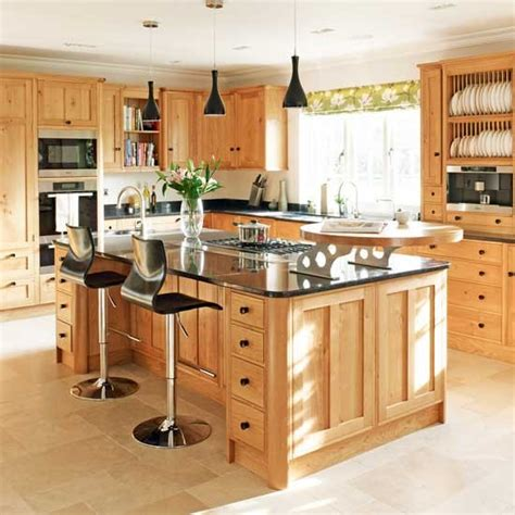 stunning designs  classy wooden kitchens