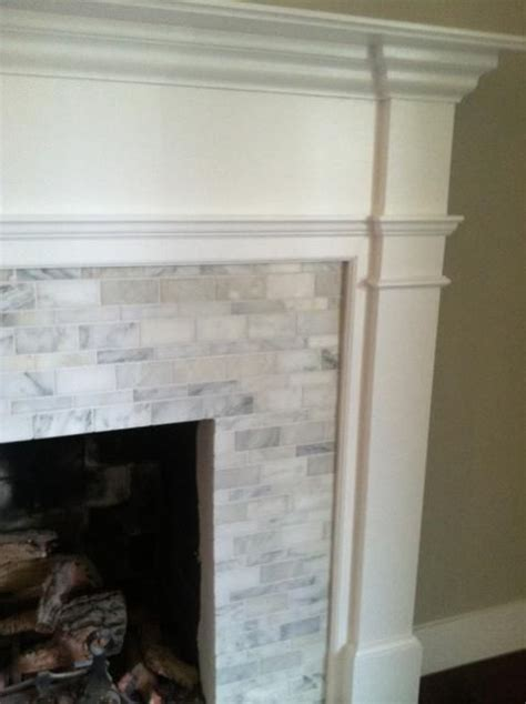 Calcutta Marble Fireplace by Fireplace White Mantel And Calcutta Gold Marble Surround