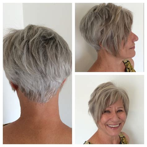 doing low lights on gray hair volr salon you ve got it now flaunt it