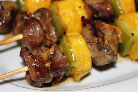 cuisiner l馮er g 233 siers de poulet au poivre