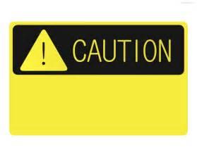 caution sign template blank caution sign photosinbox