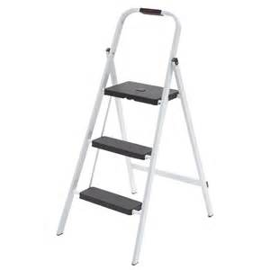 3 step steel mini step stool ladder hsp 3gs the
