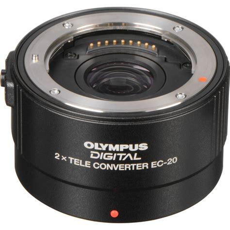 Teleconverter Lens 2 0x olympus ec 20 2 0x teleconverter 261016 b h photo