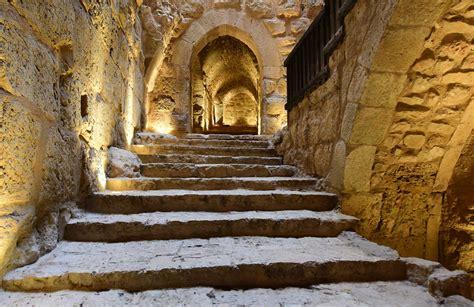 ajloun castle jordan january   ajloun castle