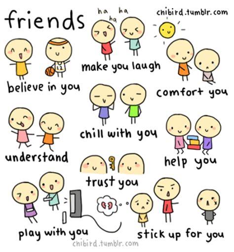friends   laugh    comfort  chill