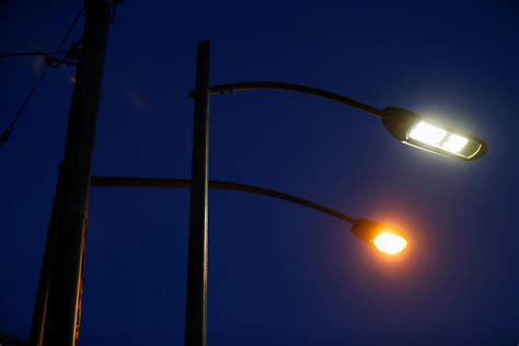 led lights too bright are san francisco s new led streetlights too bright
