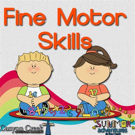 activities to develop and gross motor skills in children