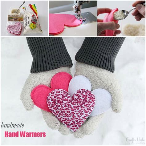 Handmade Warmers - how to make handmade flet warmers