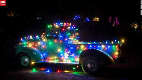 trucks decorated for christmas world s most spectacular decorations cnn