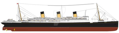 rms titanic profile by crystal eclair on deviantart rms majestic wip 10 by fallout brony on deviantart