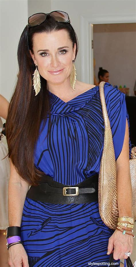 kyle richards spike bracelets 17 best images about real housewives of beverly hills on