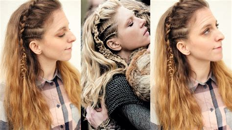 How To Do Your Hair Like Vikings Lagertha | how to do your hair like vikings lagertha vikings