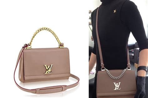 Lv Gucci Bb 9812 louis vuitton lockme ii bb bag reference guide spotted
