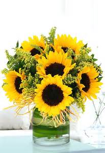sunflower bouquet sunflower bouquet