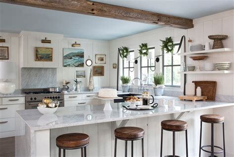 modern farmhouse kitchens modern farmhouse kitchen design ls plus
