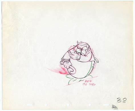 W C Fields Sketches by Auction Howardlowery 2 Disney Goose Goes