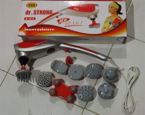 Alat Pijat Dr Strong Massager 10 In 1 jual dr strong massager 10 in 1 sukabumistore