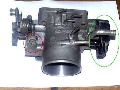 throttle position sensor location ford 3 0l throttle get