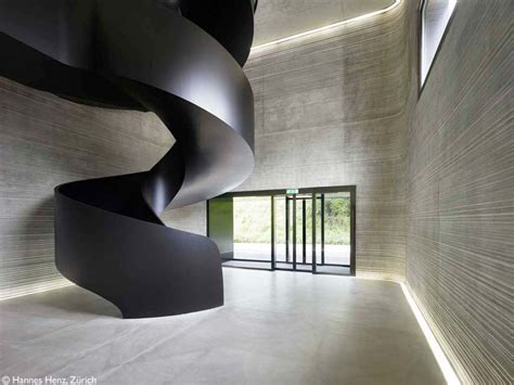 Canton Records Records Office Canton Basel Landschaft Em2n Archdaily