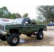 Buy Used 86 Chevy Mud Truck 4wd In North Port Florida