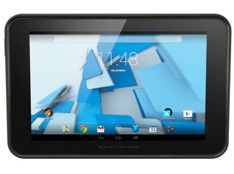 hp android tablet hp launches new android and windows tablets alongside a convertible technology news