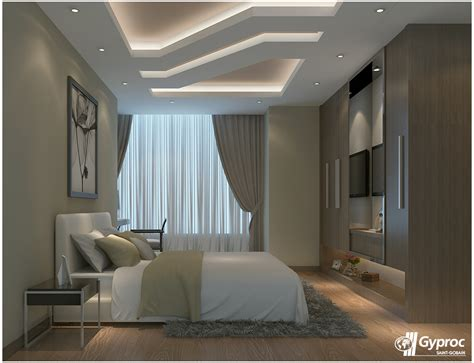 bedroom gypsum ceiling designs latest 30 bedroom light up your home with this peaceful serene white