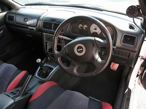 subaru gc8 interior 1999 subaru impreza wrx sit version 6 kts coil over